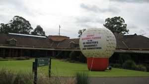 Georges River GC: Pro shop