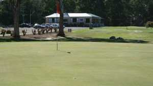 Huon Valley GC: Clubhouse