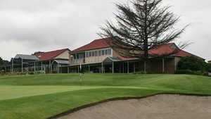 Launceston GC: Clubhouse