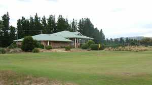 Llanherne GC: Clubhouse