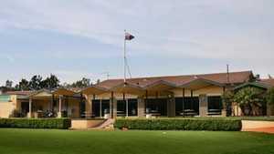 Grange GC: Clubhouse