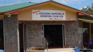 Gulgong GC: Clubhouse