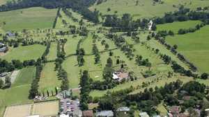 Jamberoo GC: Aerial view
