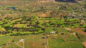 Junee GC: Aerial view