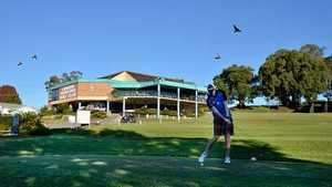 Lismore Workers GC: Clubhouse