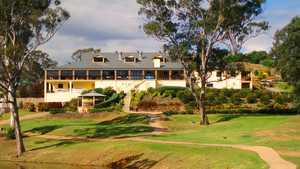 Macarthur Grange CC: Clubhouse