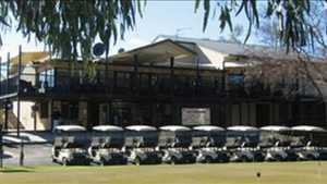 Moree GC: clubhouse
