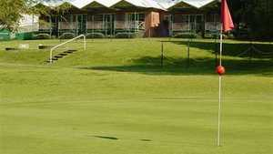 Tenterfield GC: Clubhouse