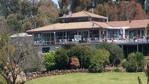 Wentworth GC: Clubhouse