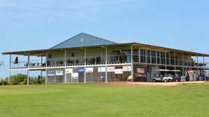 Gove Country GC: Clubhouse