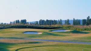 Willows Run GC - Coyote Creek