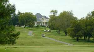 Fayetteville GCC: Clubhouse