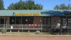 Boulia GC: Clubhouse