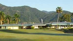 Cairns GC: Clubhouse