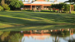 Emerald GC: Clubhouse