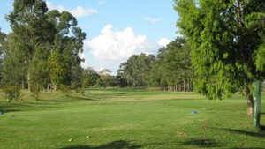 Gympie Pines GC: #5