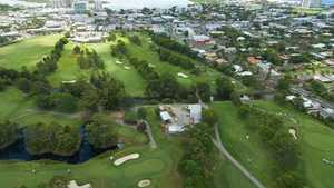Horton Park GC: Aerial view