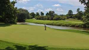Meadow Valleys Course at Blackwolf Run - hole 18