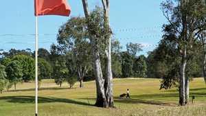 Logan City Golf Club - 1st Nine: #3