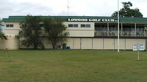 Lowood & District GC: Clubhouse