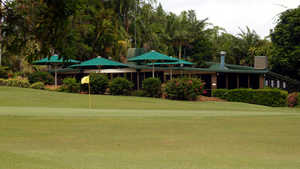 Noosa Valley GC: Clubhouse
