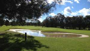 Nudgee GC - South: #9