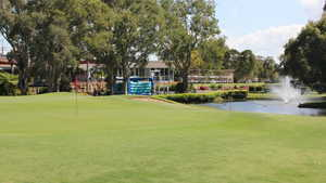 Redland Bay GC: Clubhouse