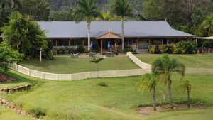 Tallai CC: Clubhouse