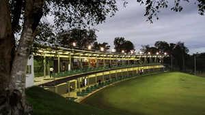 Victoria Park GC: Driving range
