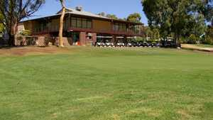Clare GC: Clubhouse