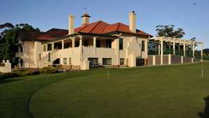 Mount Osmond GC: Clubhouse