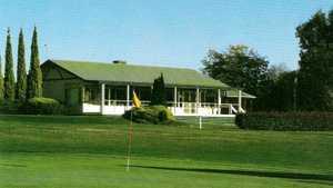 Oakbank GC: Clubhouse