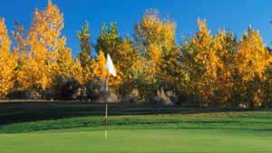 Carson Valley GC - Green in the fall