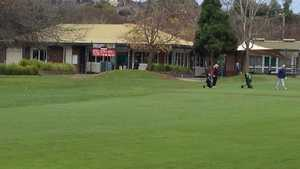 Glen Waverley GC: Clubhouse