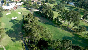 Green Acres GC: Aerial view