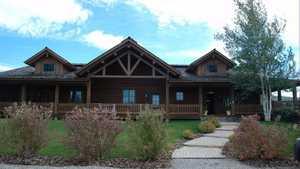 Teton Reserve GC: Clubhouse