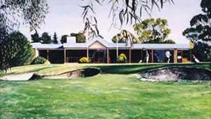 Traralgon GC: Clubhouse