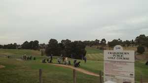 Willmott Park GC: Practice area