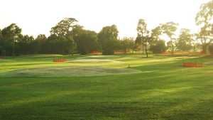 Yarra Bend GC: Practice area