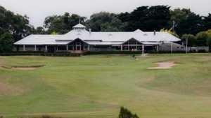 Yarrambat Park GC: Clubhouse
