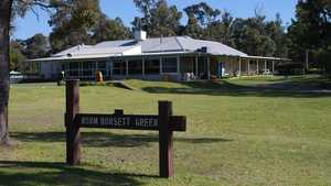 Collie GC: Clubhouse