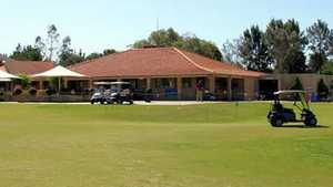 Collier Park GC: Clubhouse