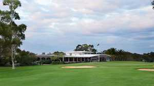Royal Fremantle GC: Clubhouse