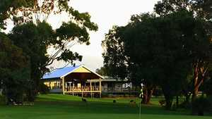 Margaret River GC: Clubhouse