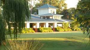 Melville Glades GC: Clubhouse
