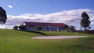 Walpole CC: Clubhouse