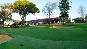 Western Australian GC: Clubhouse