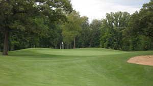 Prairie Woods GC: #13