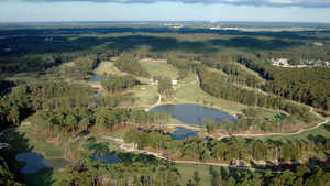 Red Wing Lake GC: Aerial view