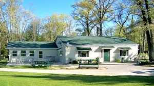 Woodland Ridge GC: Clubhouse